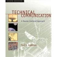 Technical Communication A Reader-Centered Approach