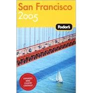 Fodor's San Francisco 2005