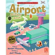 Airport Sticker Book
