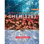 Study Guide with Selected Solutions for Stoker�s General, Organic, and Biological Chemistry, 6th