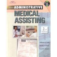 Delmar's Administrative Medical Assisting (Book with CD-ROM for Windows)