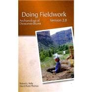 CD-ROM: Doing Fieldwork: Archaeological Excavations