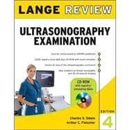 Lange Review Ultrasonography Examination with CD-ROM, 4th Edition