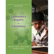 Laboratory Inquiry in Chemistry, 3rd Edition