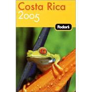Fodor's Costa Rica 2005