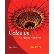 Calculus: An Applied Approach, 8th Edition