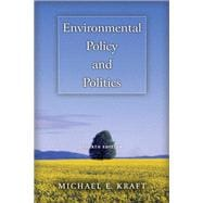 Environmental Policy And Politics- (Value Pack w/MySearchLab)