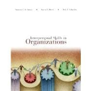 Interpersonal Skills in Organizations with Management Skill Booster Passcard