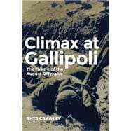 Climax at Gallipoli 9780806144269R