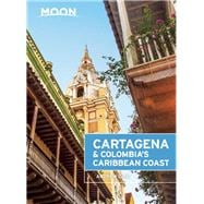 Moon Cartagena & Colombia's Caribbean Coast 9781631214271R