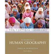 Cultural Landscape : An Introduction to Human Geography Value Pack (includes PH Human Geography Videos on DVD and Goode's Atlas)