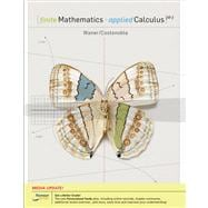 Finite Mathematics and Applied Calculus, Enhanced Review Edition (with CengageNOW 2-Semester and Personal Tutor Printed Access Card)
