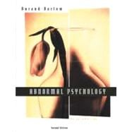 Abnormal Psychology : An Introduction (Casebound with CD-ROM)