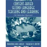 Content-Based Second Language Teaching and Learning : An Interactive Approach