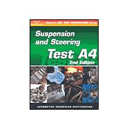 Automible Test: Automotive Suspension and Steering (A4)