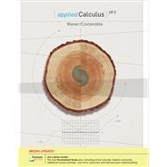 Applied Calculus, Enhanced Review Edition (with CengageNOW, Personal Tutor Printed Access Card)