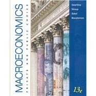 Macroeconomics : Private and Public Choice