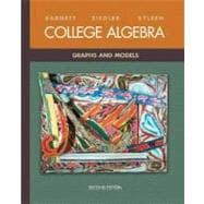 College Algebra : A Graphing Approach