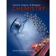 General, Organic &amp; Biological Chemistry