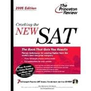 Cracking the NEW SAT with Sample Tests on CD-ROM, 2005 Edition
