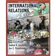 International Relations, 2006-2007 Edition