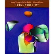 Trigonometry (Non-InfoTrac Version)