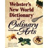 Webster's New World Dictionary of Culinary Arts