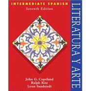 Intermediate Spanish Series Text Literatura y arte