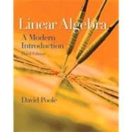 Linear Algebra: A Modern Introduction, 3rd Edition