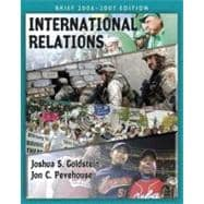 International Relations, Brief 2006-2007 Edition