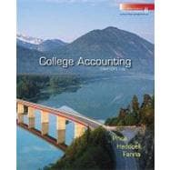 College Accounting Ch 1-24 w/Home Depot 2007 Annual Report