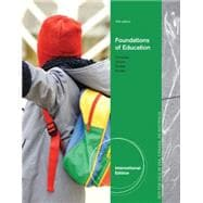 Foundations of Education, International Edition, 12th Edition