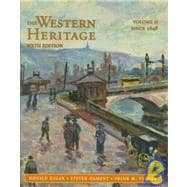 Western Heritage Vol. 2 : Since 1648