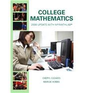 College Mathematics: 2009 Update