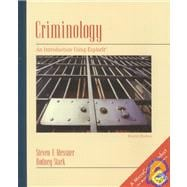 Criminology : An Introduction Using ExplorIt
