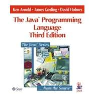 The Java(TM) Programming Language