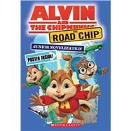 The Road Chip: Junior Novel (Alvin and the Chipmunks) 9780545934336R