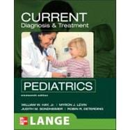 CURRENT Diagnosis and Treatment Pediatrics, Nineteenth Edition