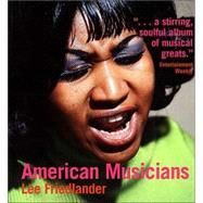 Lee Friedlander : American Musicians