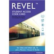 REVEL for Cities and Urban Life -- Access Card