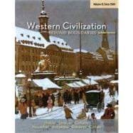 Western Civilization Beyond Boundaries, Volume II: Since 1560