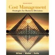 Cost Management : Strategies for Business Decisions