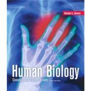 Human Biology: Concepts and Current Issues with InterActive Physiology for Human Biology CD-ROM