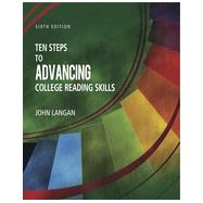 Ten Steps to Advancing College Reading Skills, 6/e