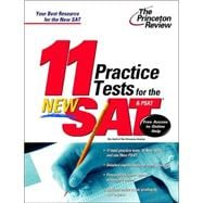11 Practice Tests for the NEW SAT and PSAT