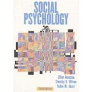 Social Psychology : 3/e