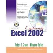 Exploring Microsoft Excel 2002 Comprehensive