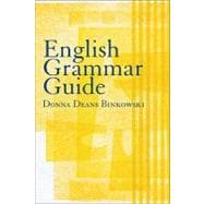 English Grammar Guide for ¡Anda! Curso elemental