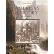 American History: A Survey MP w/PowerWeb