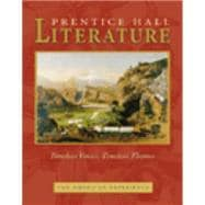 Prentice Hall Literature: Timeless Voices, Timeless Themes : The American Experience